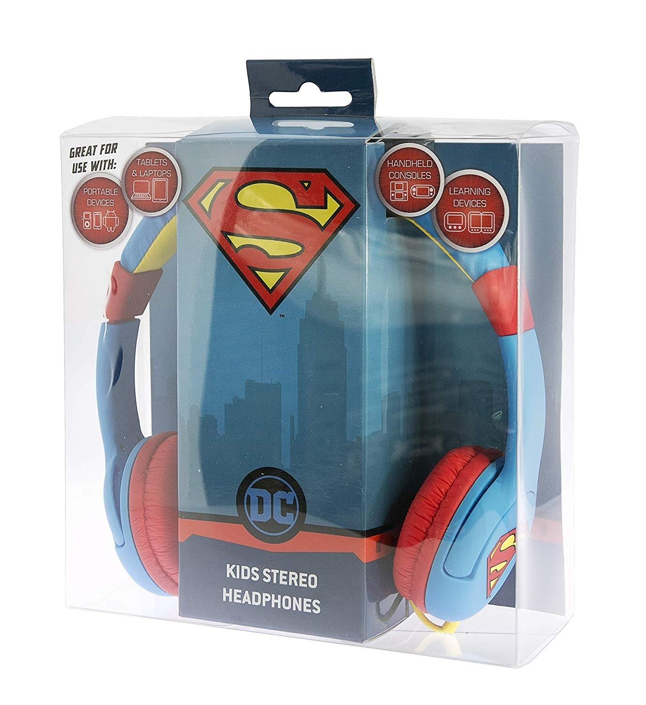22db85e3c7e DC COMICS Παιδικά Ακουστικά SUPERMAN JUNIOR DC0262 - Παιδικά ...