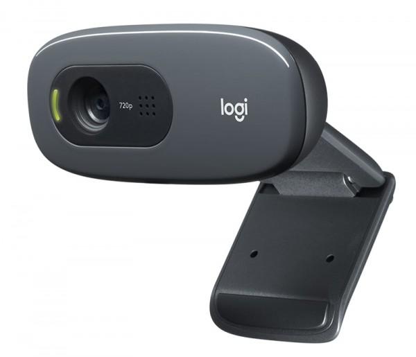 Logitech Webcam C270 HD 720p