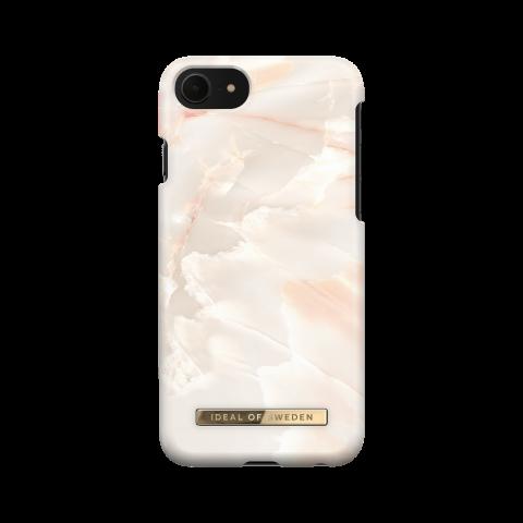 IDEAL OF SWEDEN θήκη Fashion για το iPhone 8/7/6/6S/SE Rose Pearl Marble IDFCSS21-I7-257