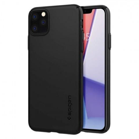 SPIGEN Θήκη Thin Fit for iPhone 11 Pro black 077CS27225