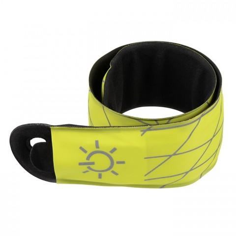 Nite-Ize SlapIt LED Slap Wrap Yellow LED 2032 x1 Neon Yellow