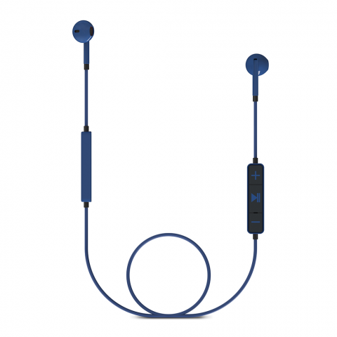 ENERGY SISTEM Earphones 1 BT Μπλε 428342