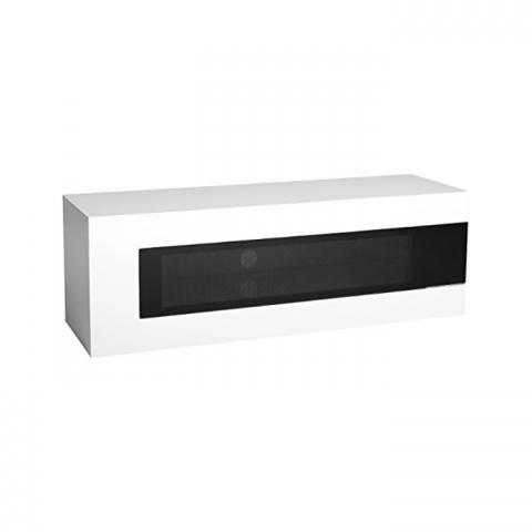 TECHLINK Έπιπλο TV Wraparound WR130WT Λευκό (39.6x130x43 cm)