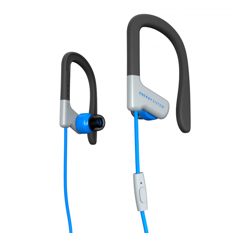 ENERGY SISTEM Ακουστικά Sport 1 Μπλε 429332