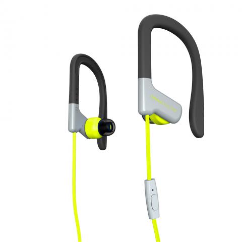 ENERGY SISTEM Ακουστικά Sport 1 Κίτρινο 429356