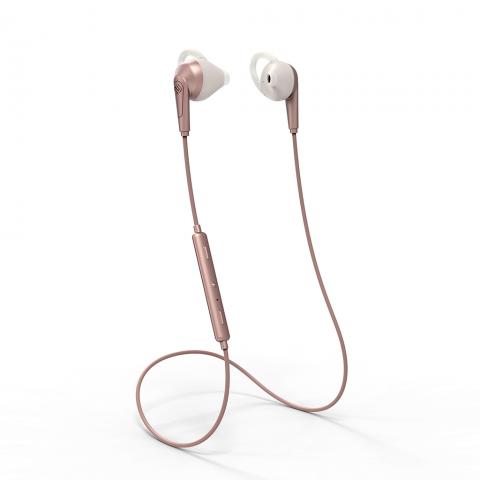 URBANISTA Ακουστικά CHICAGO Gold/Pink