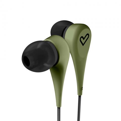 ENERGYSISTEM Earphones Style 1 Πράσινο 446414