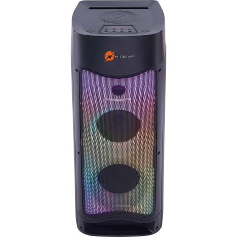 N-Gear αυτοενισχυόμενο Bluetooth ηχείο με USB,MicroSD,AUX-IN,μικρόφωνο 500W Lets Go Party 52