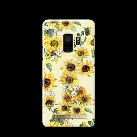 iDEAL Θήκη Fashion Samsung Galaxy S9 Sunflower Lemonade IDFCSS19-S9-115