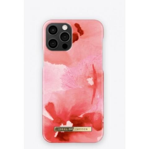 IDEAL OF SWEDEN για το iPhone 12/12 Pro Coral Blush Floral IDFCSS21-I2061-260