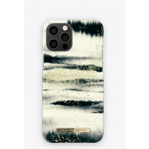IDEAL OF SWEDEN για το iPhone 12/12 Pro Golden Tie Dye IDFCSS21-I2061-256