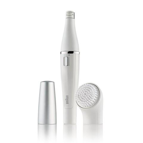 Braun Αποτριχωτική Μηχανή Προσώπου FaceSpa SE810