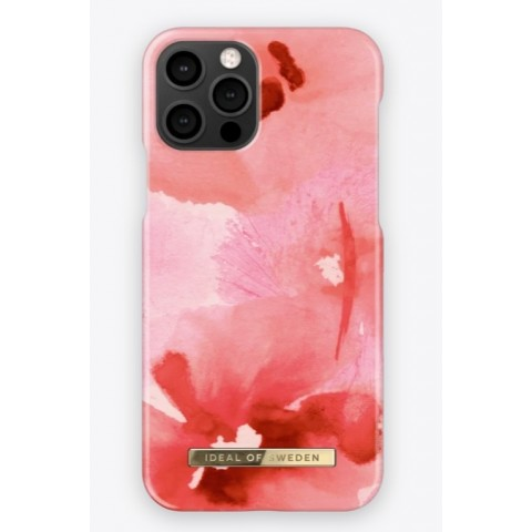 IDEAL OF SWEDEN για το iPhone 12 Pro Max Coral Blush Floral IDFCSS21-I2067-260