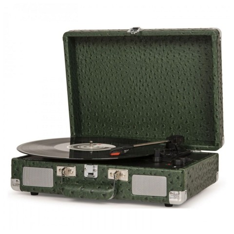 CROSLEY Πικάπ Βαλιτσάκι Cruiser Deluxe Ostrich CR8005D-OS4 SF0001RP-OS
