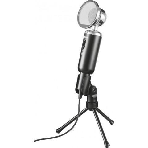 TRUST MICROPHONE MADELL DESK 21672