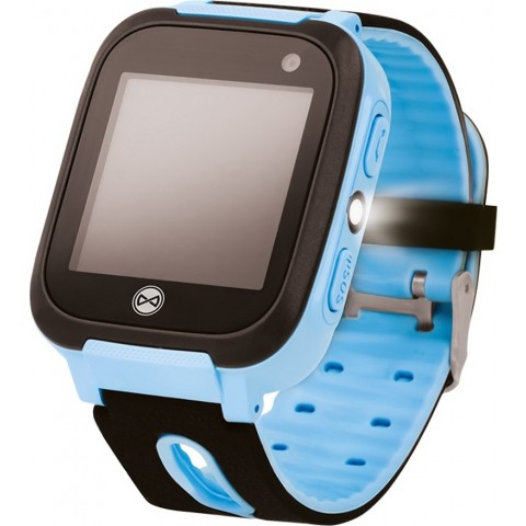 Forever Kids Watch & Call Me KW-50 GSM038254 blue