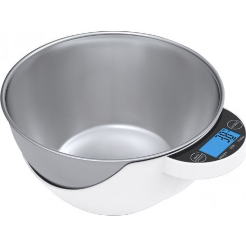 Teesa Ψηφιακή Ζυγαριά Κουζίνας 5kg TSA0805