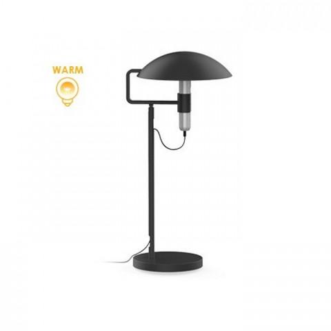 Allocacoc® FlashLight |DeskLight| warm Επαναφορτιζόμενος Φακός LED με βάση γραφείου (grey) 10844GY/FLDLST