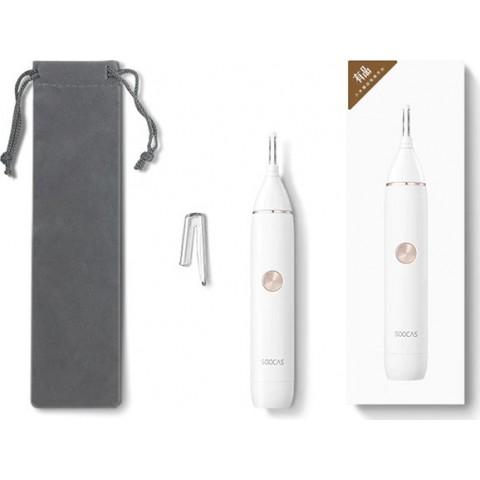 Xiaomi Soocas Trimmer Αυτιού Μύτης Electric Nose Hair Trimmer IPX5 Waterproof Lightweight Portable (N1)