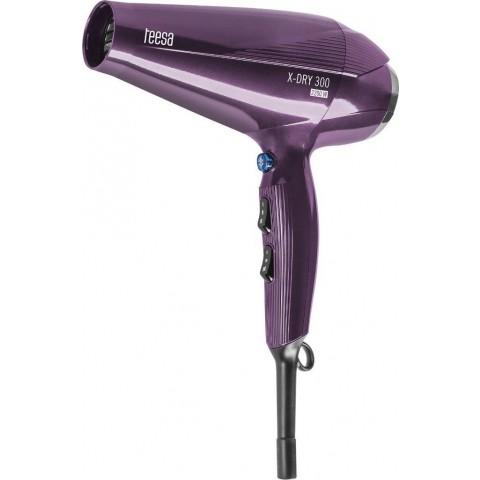 Teesa X-Dry 300 Purple.Επαγγελματικό Σεσουάρ 2200W TSA0512