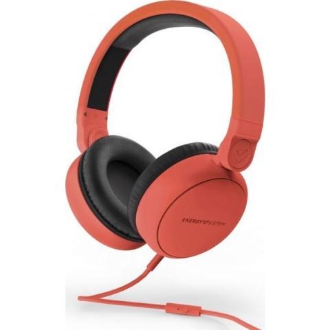 ENERGY SISTEM Headphones Style 1 Talk Chili red 448838