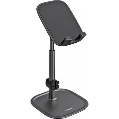 Baseus Universal Ρυθμιζόμενη Βάση για Smartphone / Tablet - Black (SUWY-A01)