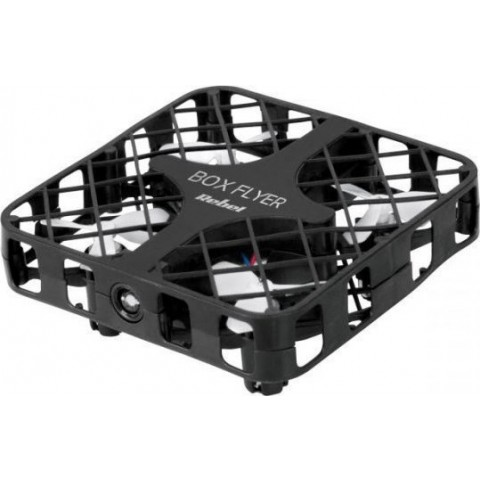 Rebel Drone Box Flyer 2.4GHz 6-Axis Gyro Stabilizer