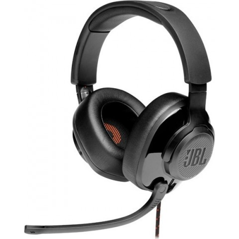 JBL Wired Over-Ear Gaming Headset Black Quantum 300