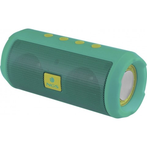 NGS Ηχείο Bluetooth 6W ROLLER TUMBLER MINT