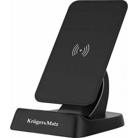 Kruger&Matz Ασύρματος φορτιστής QI KM0129