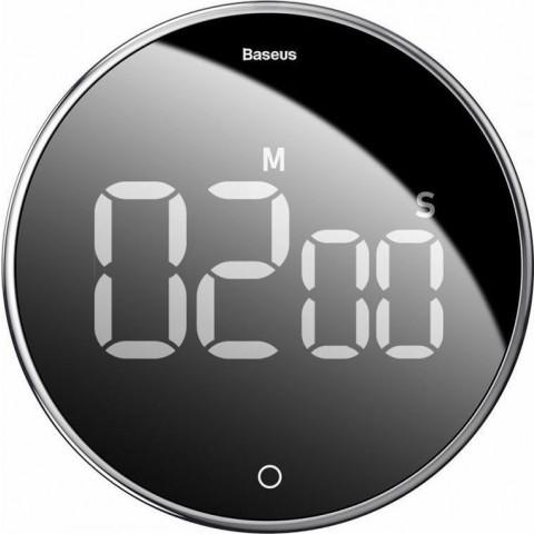 Baseus Ψηφιακό Χρονόμετρο Κουζίνας Heyo Rotation ACDJS-01