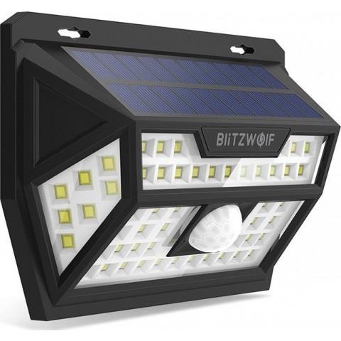 BlitzWolf Ηλιακό Φωτιστικό με Ανιχνευτή Κίνησης BW-OLT1