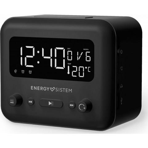 ENERGY SISTEM clock speaker 2 bluetooth Graphite 450930