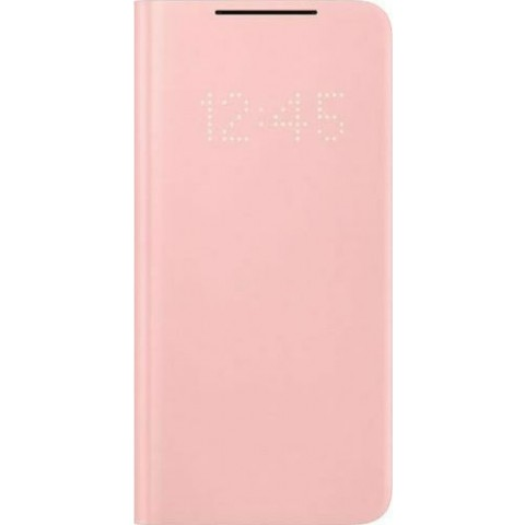 Samsung NG996PPE Smart LED View Cover for Galaxy S21 Plus Pink EF-NG996PPEGEE