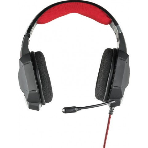 Trust GXT 322 Carus Gaming Headset - Black 20408