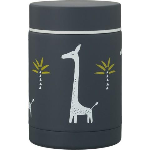 Fresk Θερμός από ανοξείδωτο ατσάλι φαγητού 300ml - Giraf FD100-60