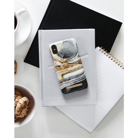 IDEAL OF SWEDEN Θήκη Fashion iPhone 8/7/6/6s Plus Outer Space Agate IDFCAW18-I7P-99