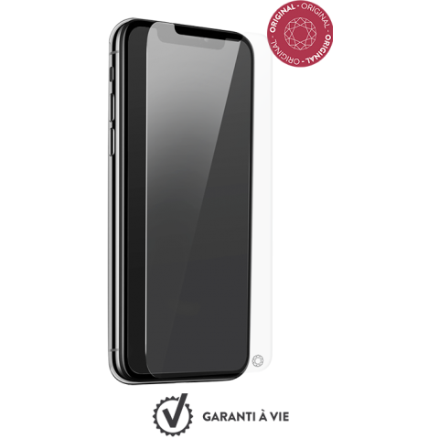 FORCE GLASS tempered glass ΠΡΟΣΤΑΣΙΑ ΟΘΟΝΗΣ iPhone XS Max FGEVOIP65ORIG
