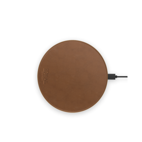 iDEAL Como Qi Charger Brown IDCOMQI-03