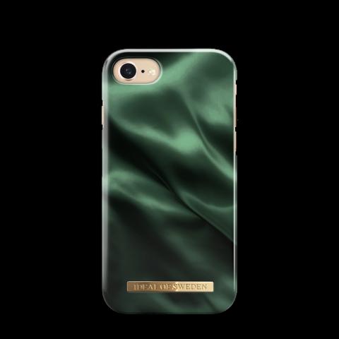 iDEAL Θήκη Fashion iPhone 8/7/6/6s Emerald Satin IDFCAW19-I7-154