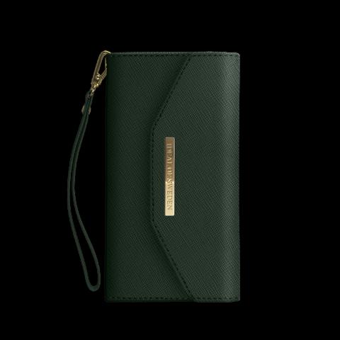 IDEAL OF SWEDEN Θήκη Mayfair Clutch iPhone XS/X Green IDMC-IXS-156