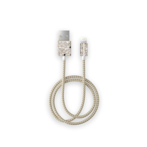 IDEAL OF SWEDEN Fashion Cable Lightning 1m Greige Terrazzo IDFCL-148