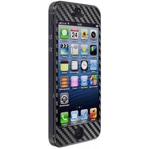 Artwizz αυτοκόλλητο Carbon ScratchStopper για iPhone 5