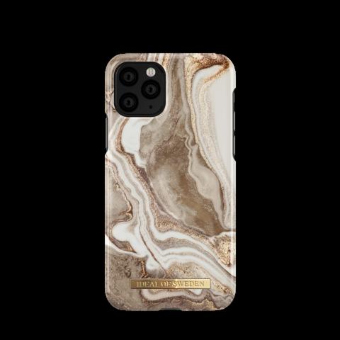 iDEAL Θήκη Fashion iPhone 11 PRO/XS/X Golden Sand Marble IDFCGM19-I1958-164