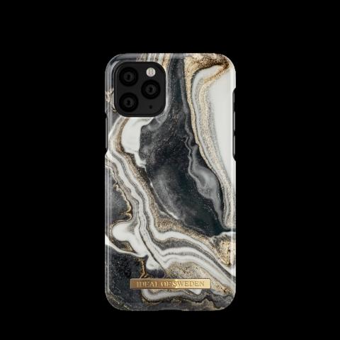 iDEAL Θήκη Fashion iPhone 11 PRO/XS/X Golden Ash Marble IDFCGM19-I1958-166