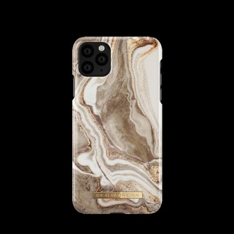iDEAL Θήκη Fashion iPhone 11 PRO MAX/XS MAX Golden Sand Marble IDFCGM19-I1965-164