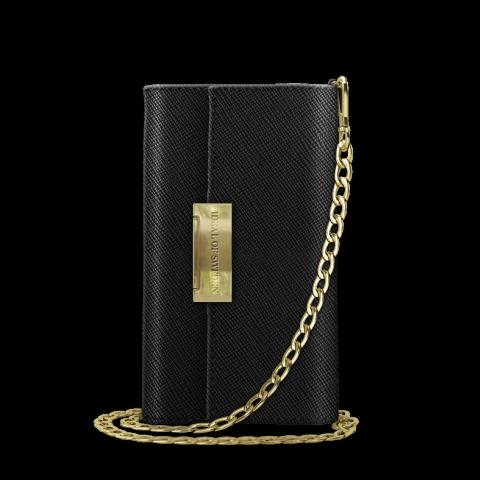 IDEAL OF SWEDEN Θήκη Wallet Kensington Crossbody Clutch iPhone 11 Pro Black IDKCC-I1958-01