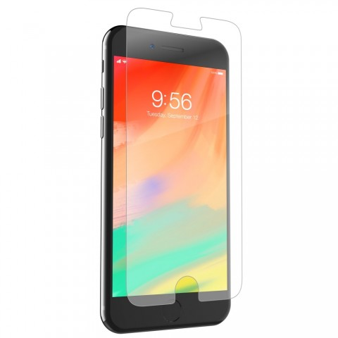ZAGG InvisibleShield® Tempered Glass – Apple iPhone 8 Plus / 7 Plus / 6s Plus / 6 Plus (διάφανο) I7LLGC-F00