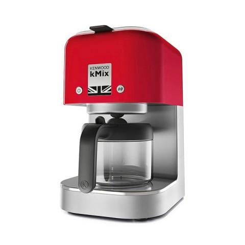 Kenwood Καφετιέρα Φίλτρου 1000W Red COX750