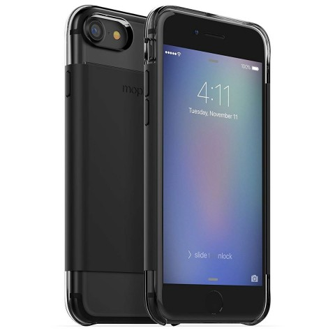 Mophie®Hold Force Wrap Base πολύ λεπτή Μαγνητική θήκη προστασίας – για Apple iPhone 8/7 Black
